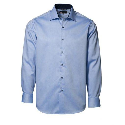 ID Non Iron-skjorte | kontrast