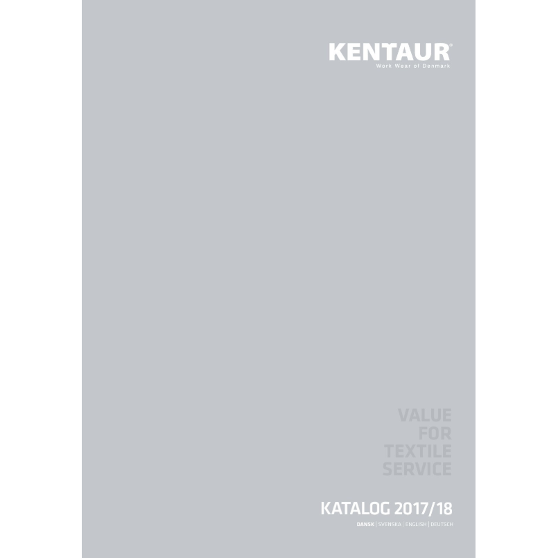 Kentaur Katalog