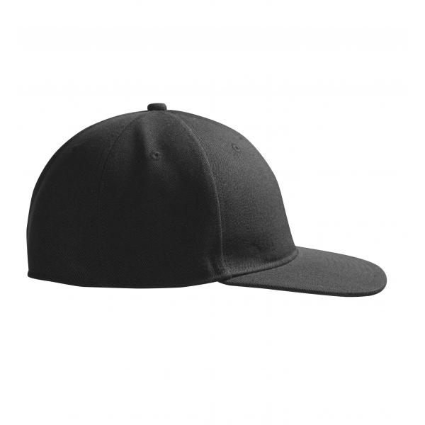 ID Uld-look cap | flad skygge