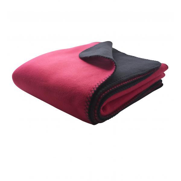 ID Bonded fleeceplaid | to-farvet