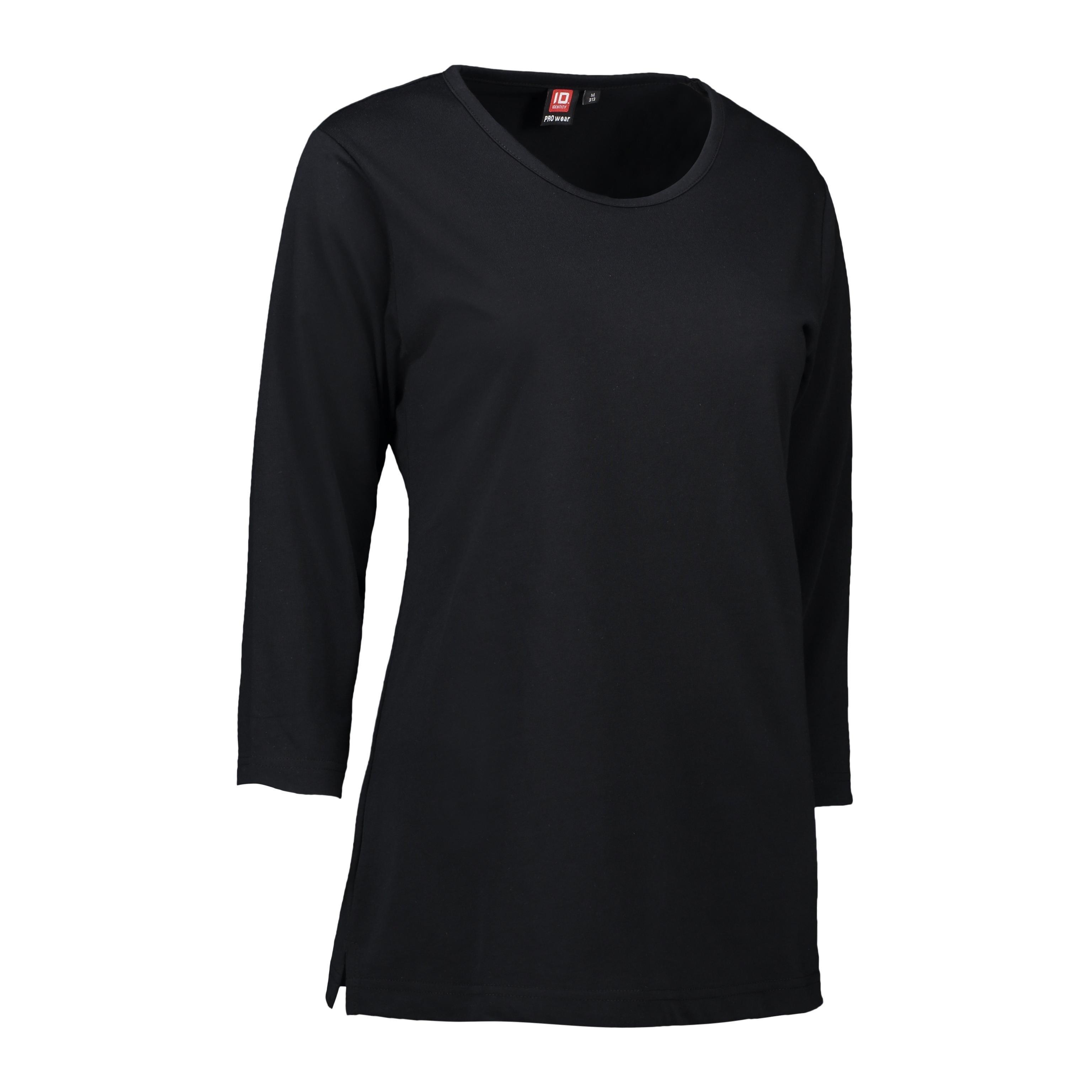 ID PRO Wear dame T shirt| 34 arm 0313