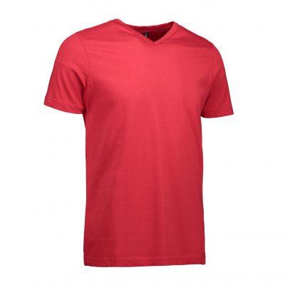 ID T-TIME® T-shirt | v-hals
