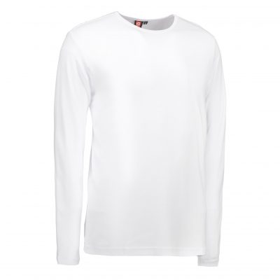 ID Interlock T-shirt | langærmet