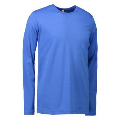 ID Interlock T-shirt   langærmet