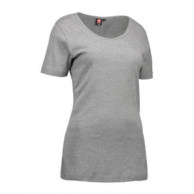 ID 1x1 Rib dame T-shirt