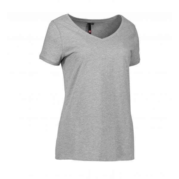 ID CORE V-neck tee | dame