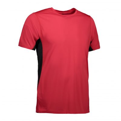 ID GAME Active herre T-shirt|mesh