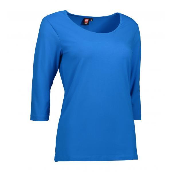 ID Stretch dame T-shirt 3/4-ærmet