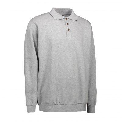 ID Klassisk polosweatshirt