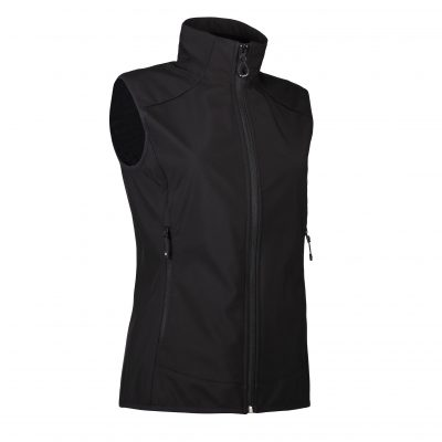 ID Funktionel softshell damevest