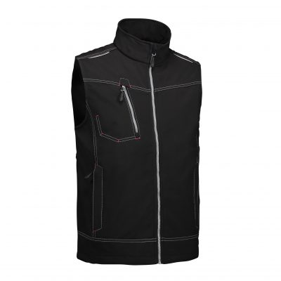 ID Worker softshell vest