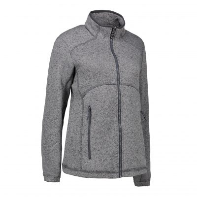 ID Zip'n'Mix melange dame fleece