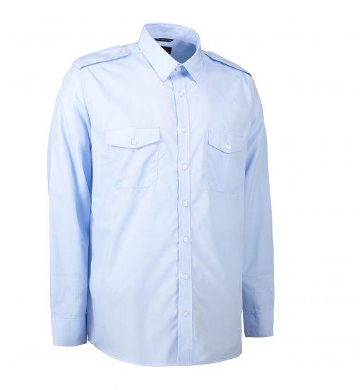 ID Uniformskjorte | langærmet