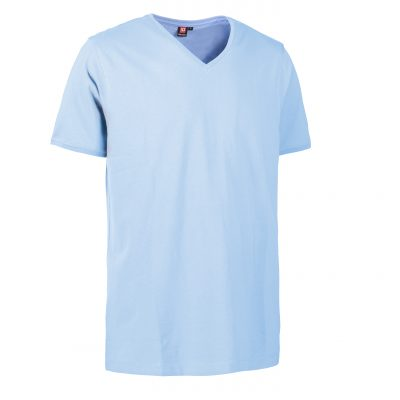 ID PRO Wear CARE V-hals herre T-shirt