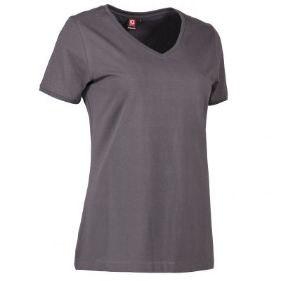 ID PRO Wear CARE V-hals dame T-shirt
