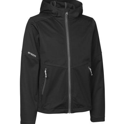ID Letvægts softshell jakke | kontrast