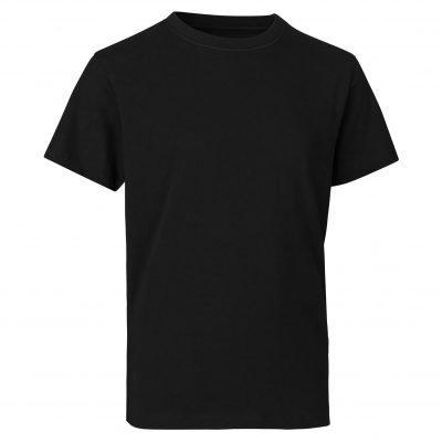 ID Økologisk O-hals T-shirt